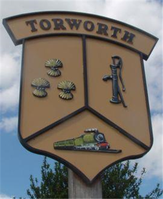Torworth Village  Logo
